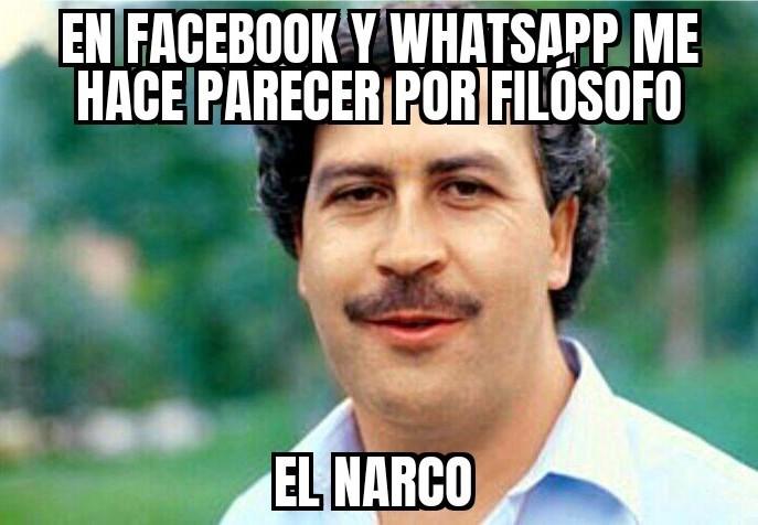 El narco - meme