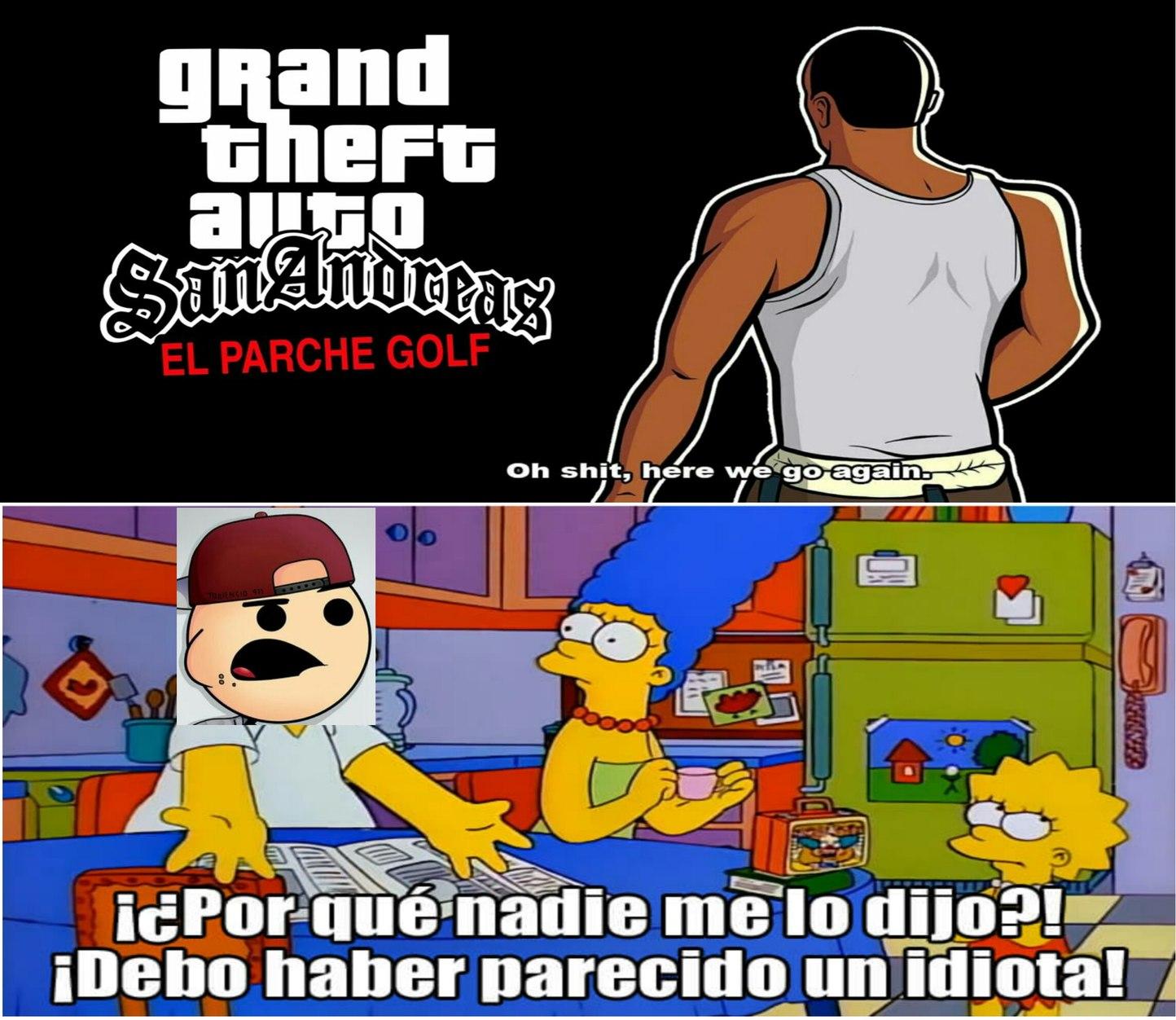 Simplemente Trolencio911 - meme