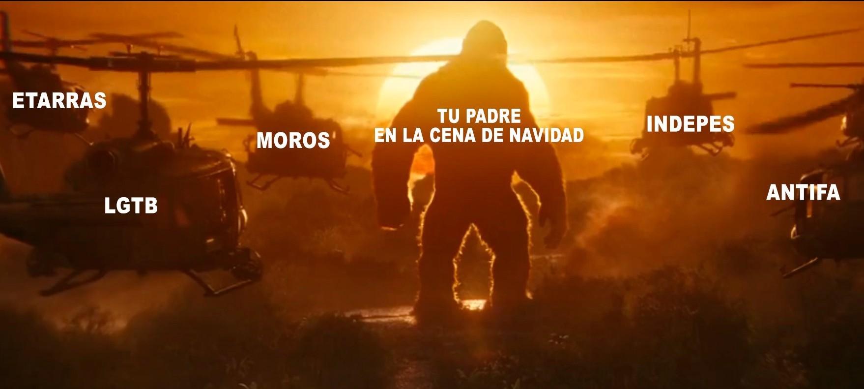 Kong, King Kong - meme