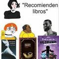 Recomienden libros