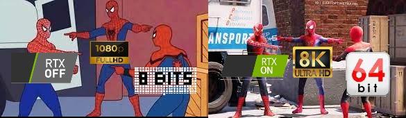 8 bits 1080p - meme