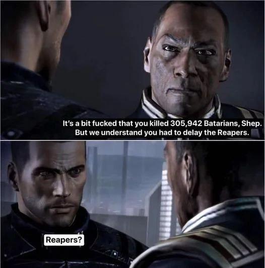 Reapers? - meme