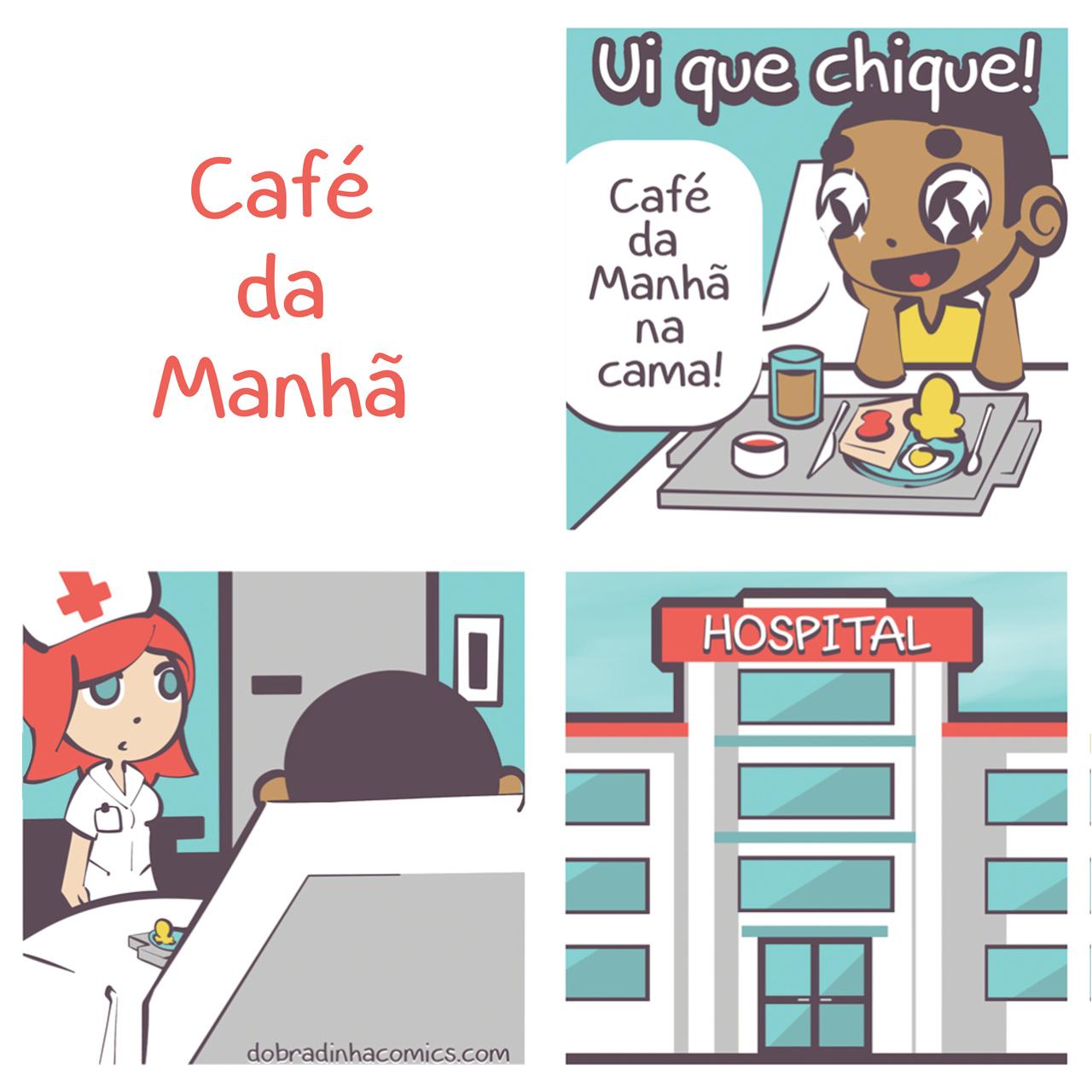 Café da Manhã - meme