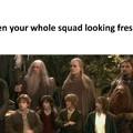 LoTR Squad
