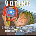 Voting.