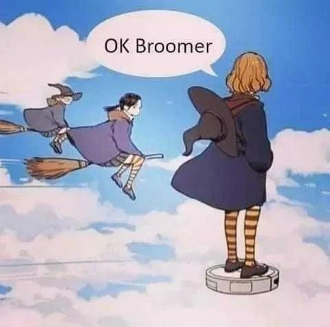 Broom broum - meme