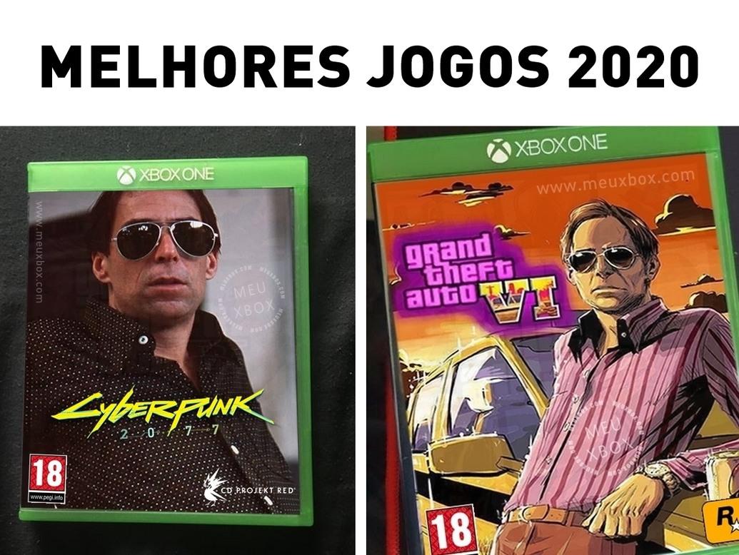 CyberPunk 2077 / GTA VI - meme