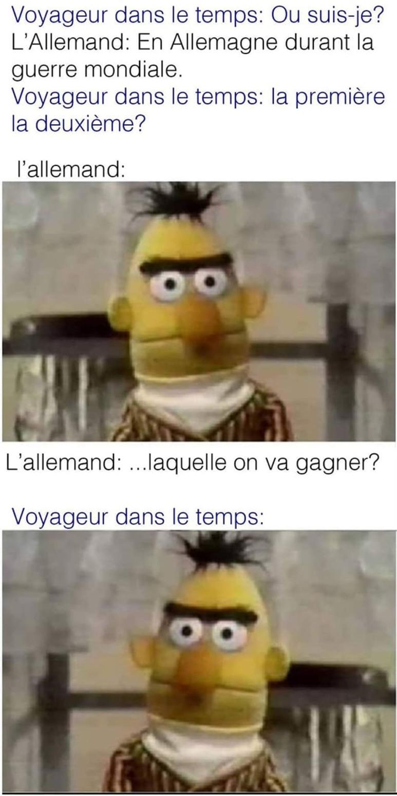 Ah ! - meme