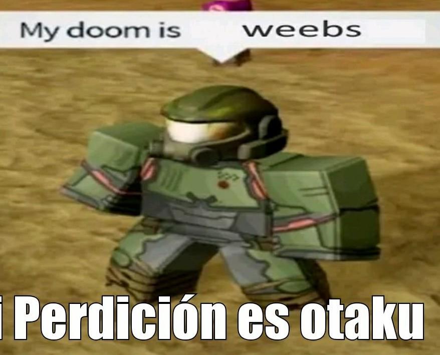Doom pa siempre - meme