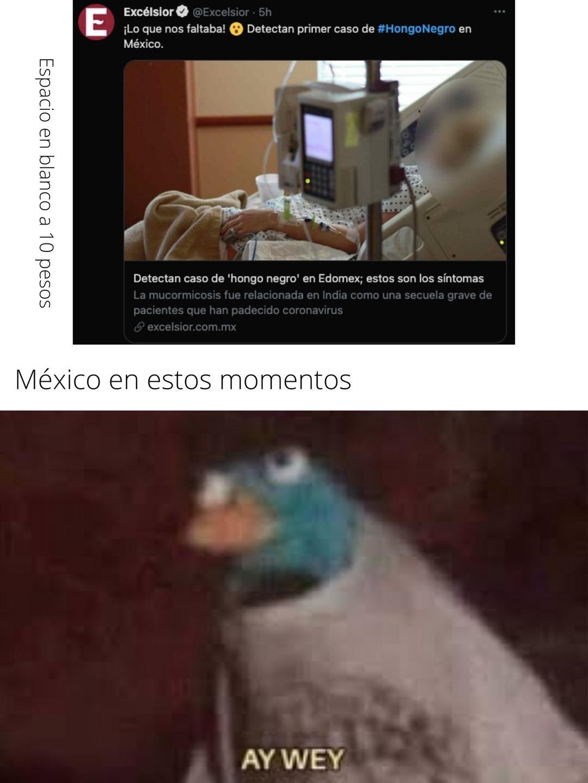 Lo que nos faltaba - meme