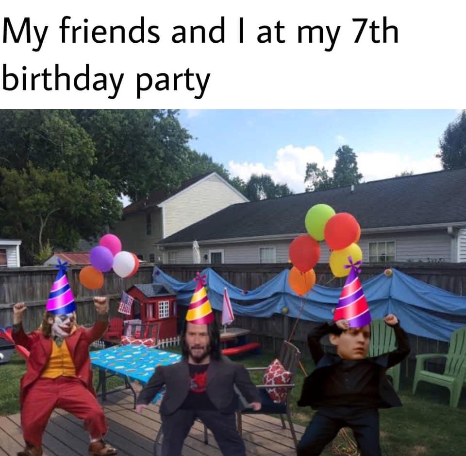 haha party funny - meme
