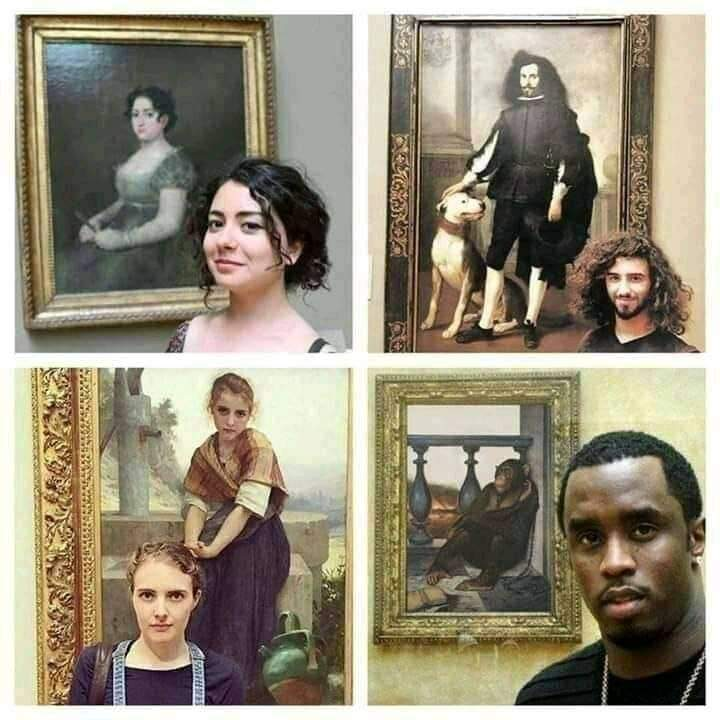 La similitud es sorprendente - meme