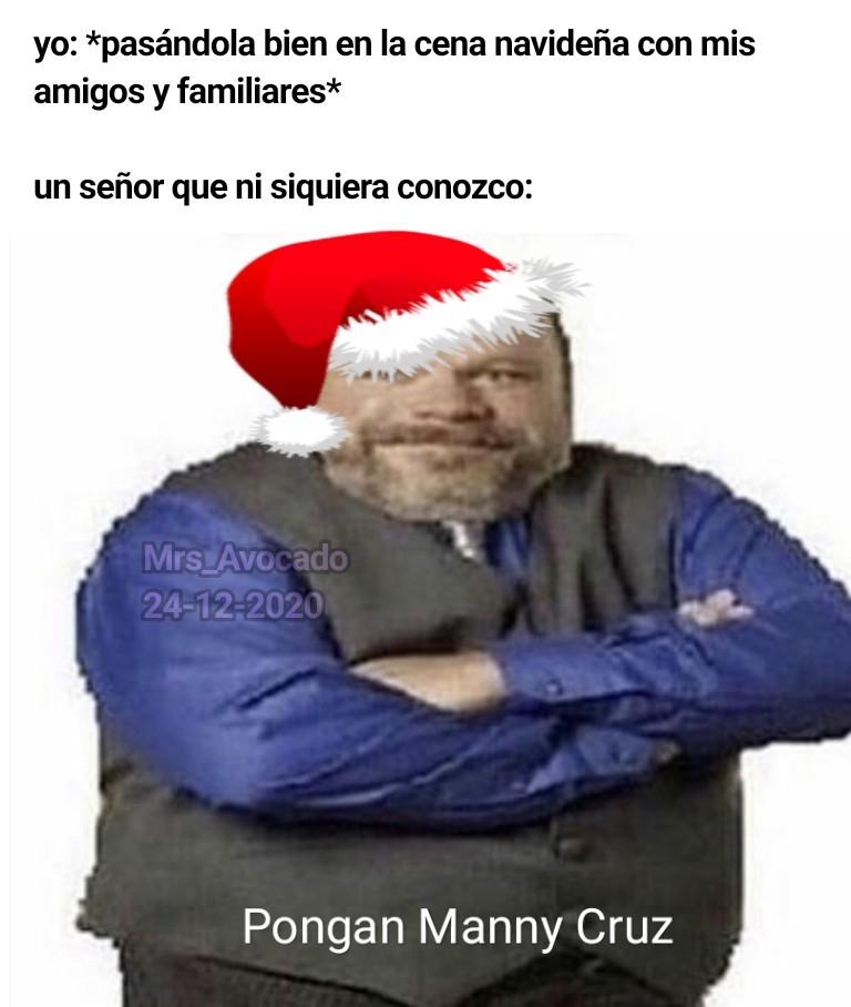 Memierda navideño - meme