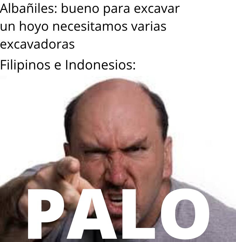 Ndeah no se si son de filipinas o indonesia, haganmelo saber en los comentarios - meme