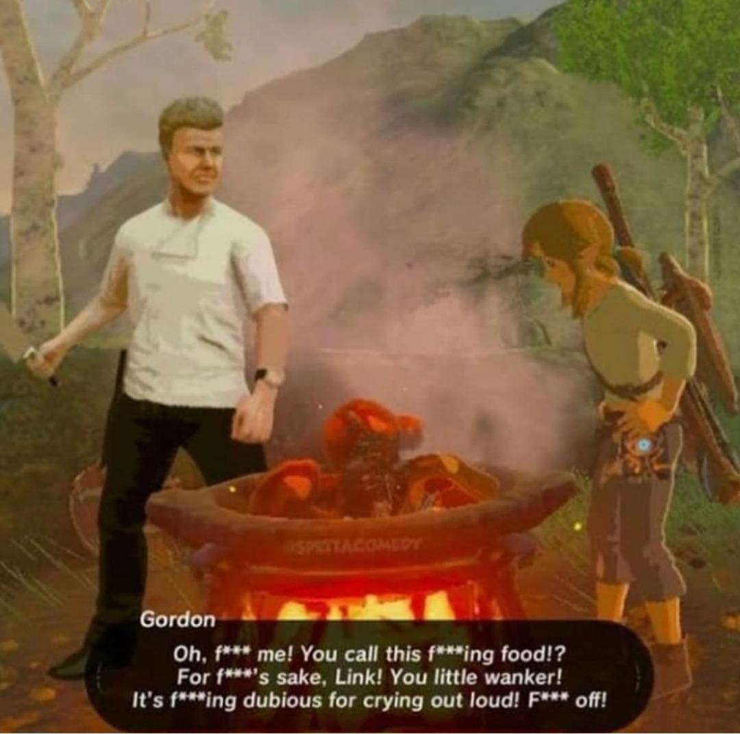 Gordon - meme