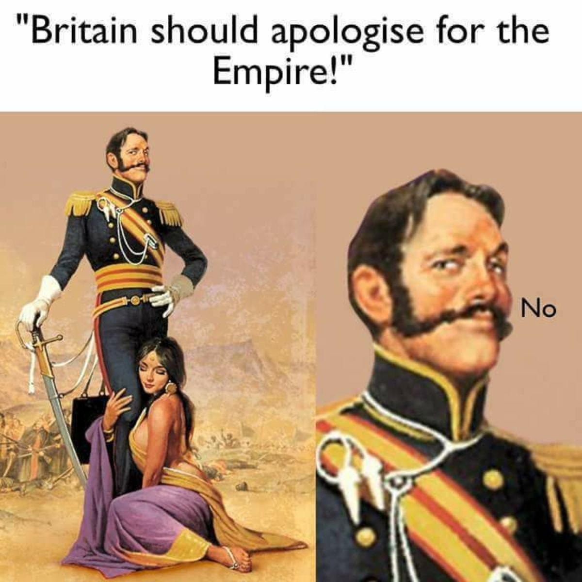 dongs in an empire - meme