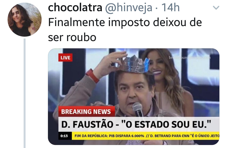 AVE IMPÉRIO ! - meme