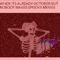 THE SPOOKENING CAME BUT NO ONE ANSWERED