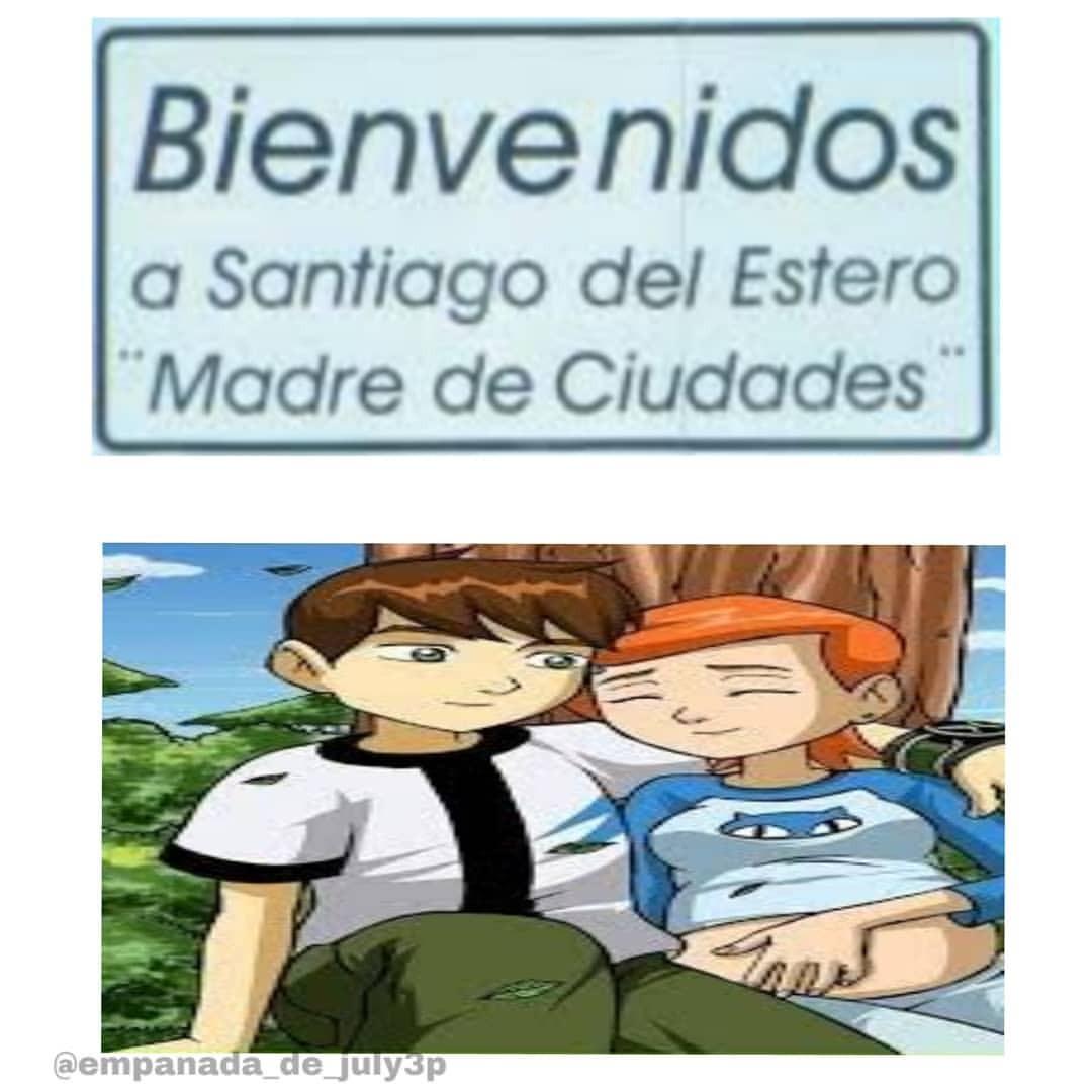 Santiago del estero - meme