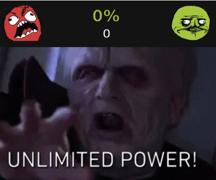 True power - meme