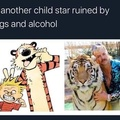 poor Calvin