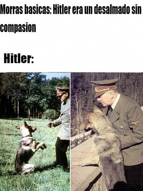 Ese es tu führer? - meme