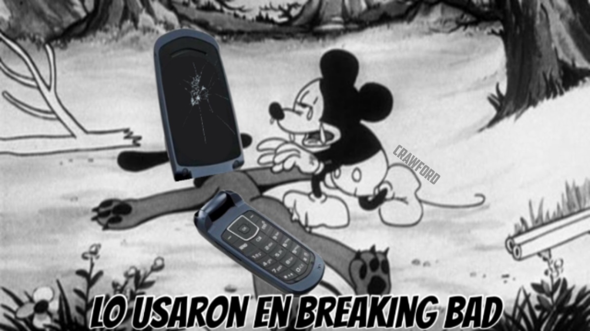Breaking Phones - meme