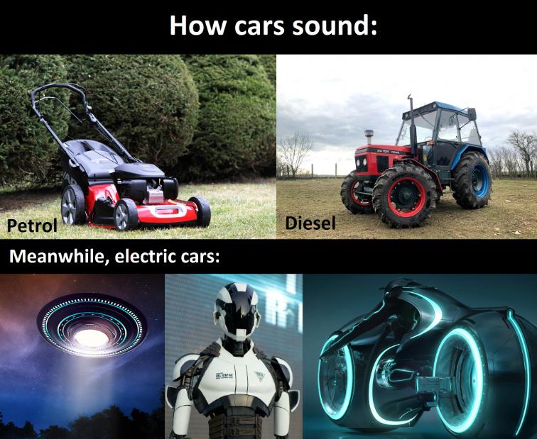 *Futuristic whirring noises* - meme