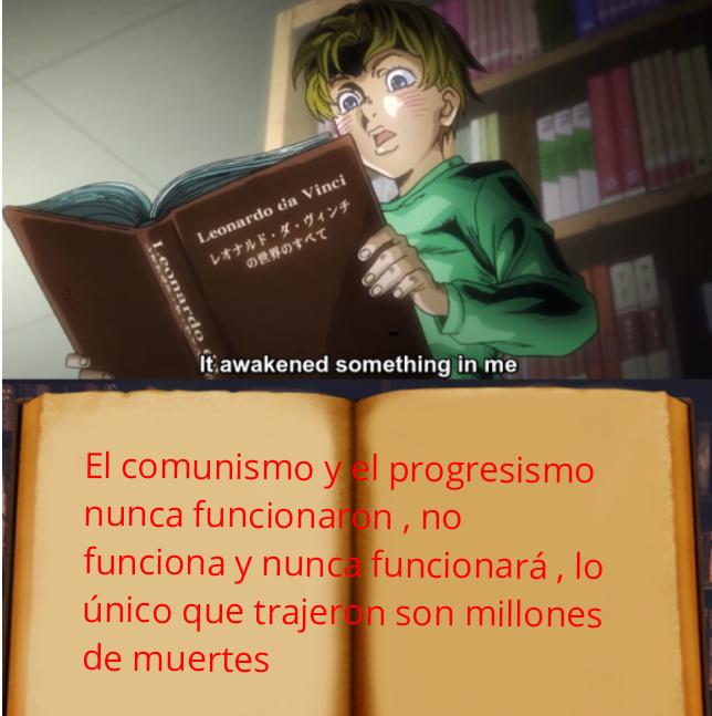 Para Stanas_Slut : Nombra un país donde el progresismo la izquierda funcionó :trollface: - meme