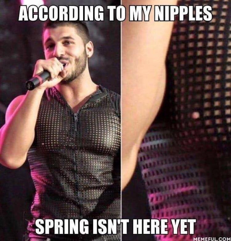 nipple - meme