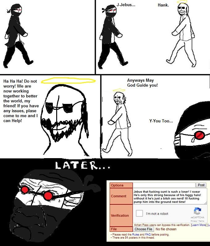 Sadness Combat - meme