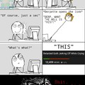 I hadn't done a rage comic in a long time... Thanks to OCD™ for helping ;)