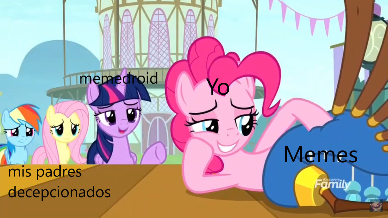 Los memes de ponis son lo maximo