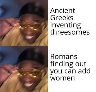 Ha gay - meme