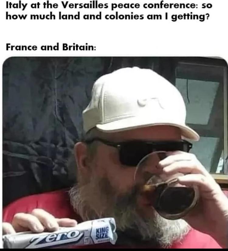zero - meme