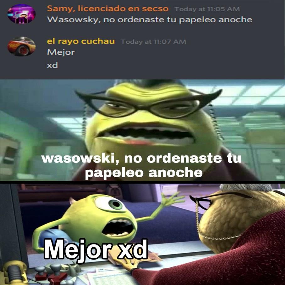 Mejor xd - meme