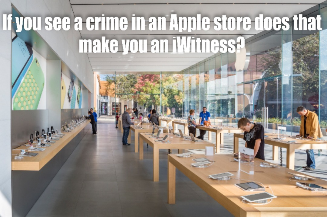 Some stealing apples - meme