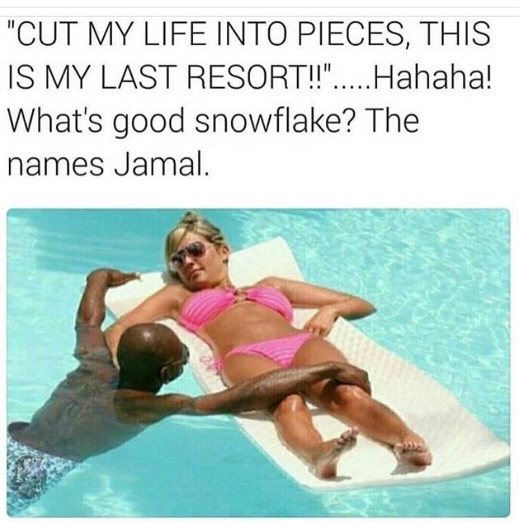 damn jamal - meme