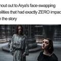 I mean Walder Frey was super powerful right