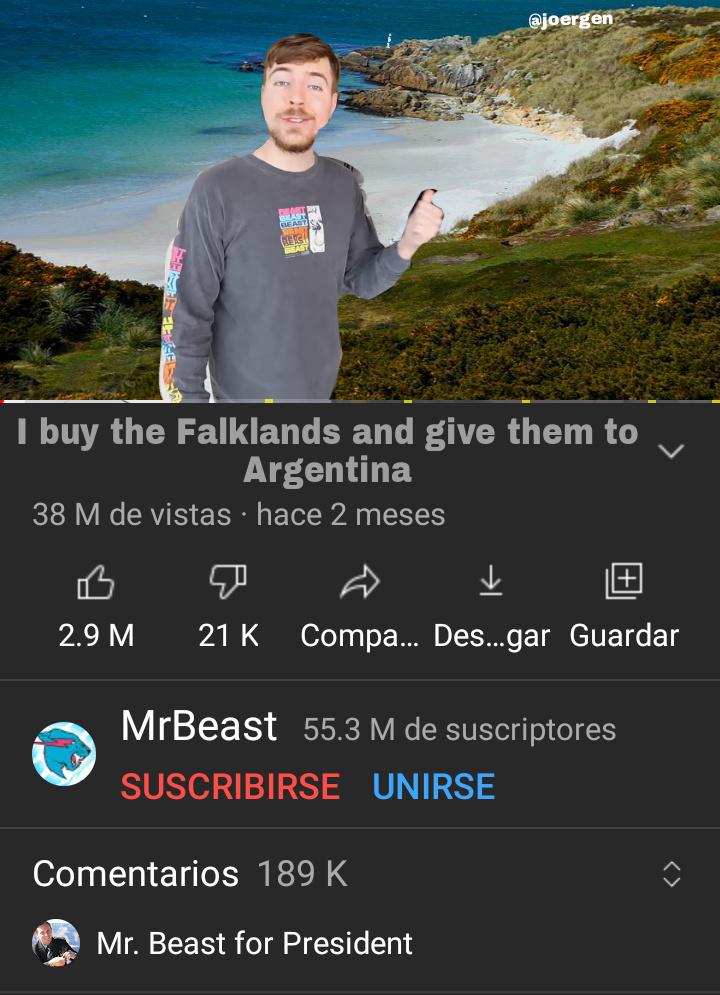 Grande mrbeast - meme