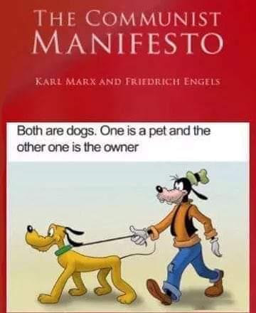 Communism in practice 101 - meme