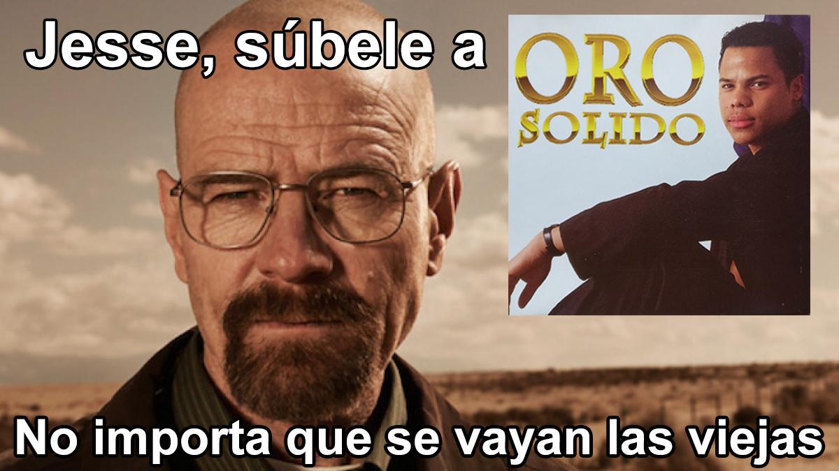 Petición para que este género musical represente el Latino en vez del regeton - meme