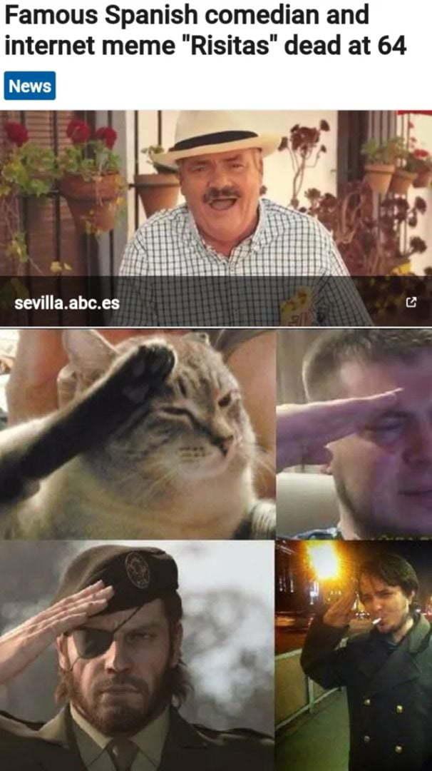 Press F - meme