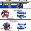 Israel ...wat r u doing.... Israel ..... staaaahp
