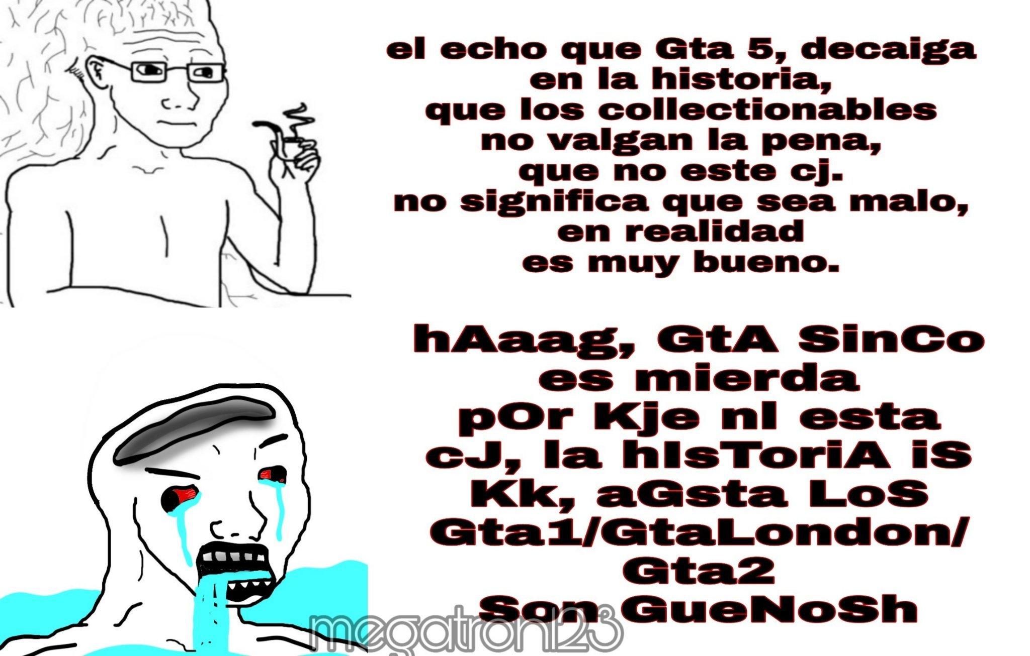 Los Buenos fans vs pendejos nostalFags - meme