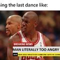 last dance is pretty good