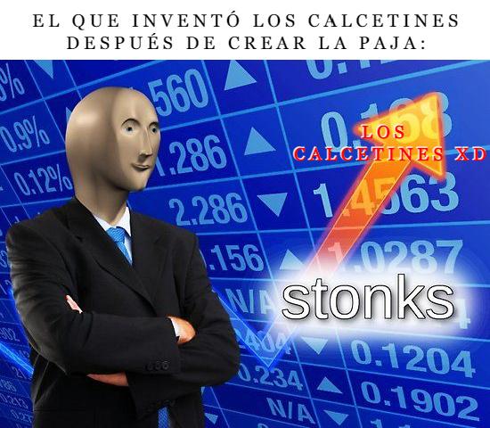 LOS CALCETINES XD - meme