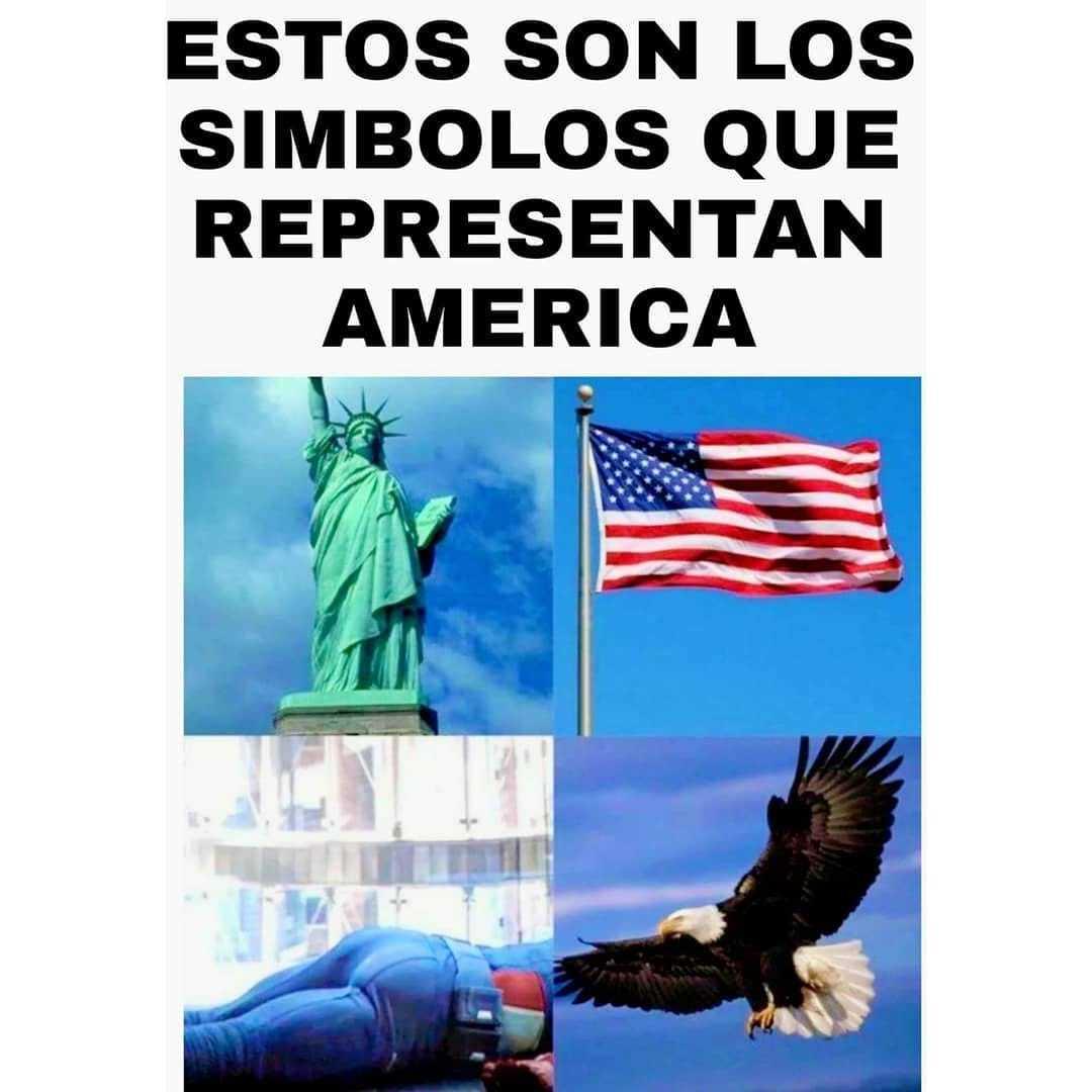 Estados Unidos* - meme