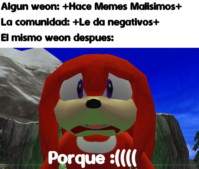 Momento ElYoshi64 (PD: Plantilla nueva) - meme