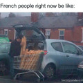 damn French people taking all the good bread